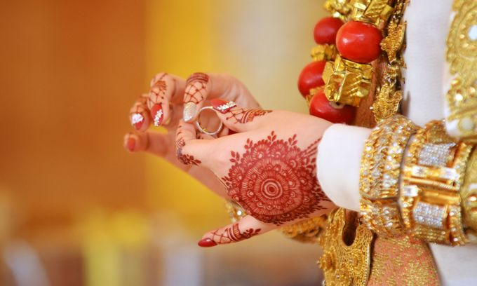 Wedding Minang by Luqmanfineart - 002