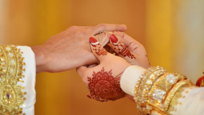 Wedding Minang by Luqmanfineart - 003