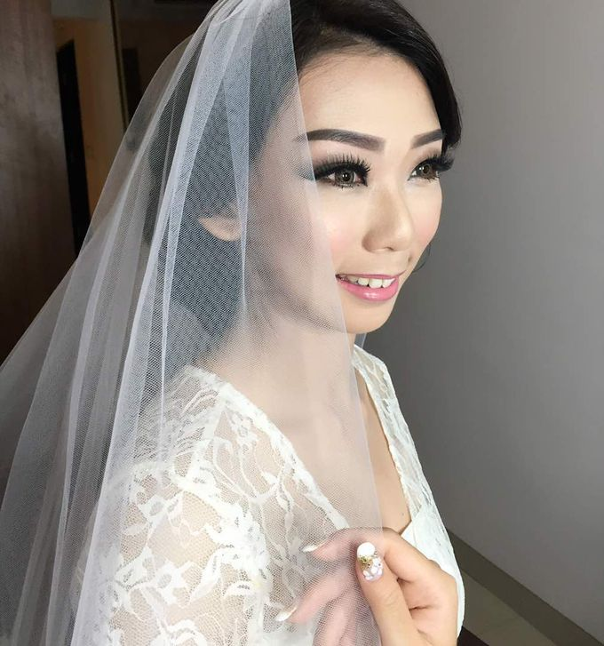 Make Up For Wedding by Lis Make Up - 019