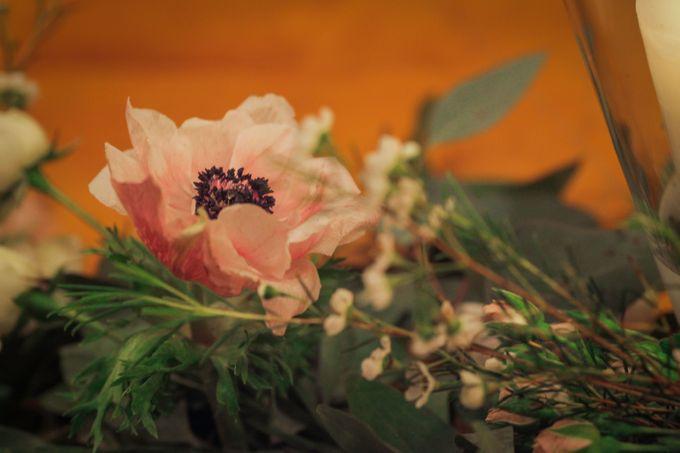Sweet Garland Dinner by CITTA Wedding - 048