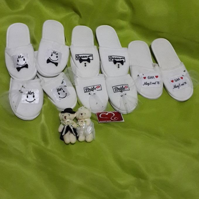 Wedding Slippers by Sweetlovecollection - 036