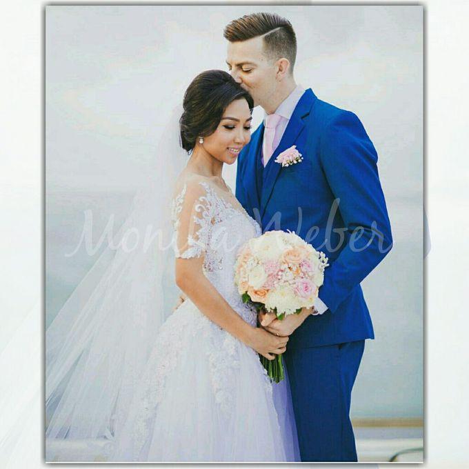 Mr.Jean Lavollèe & Ms.Diann Pradipta Wedding by MONIKA WEBER Home of Fashion - 003