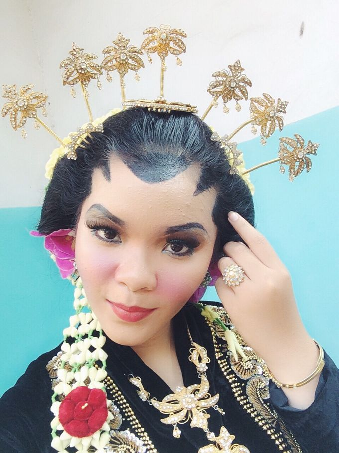 Solo Putri Make Up by Feby Rachma Make Up Artist - 001