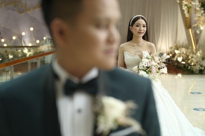 Adit & Tata Wedding at Hilton by PRIDE Organizer - 023