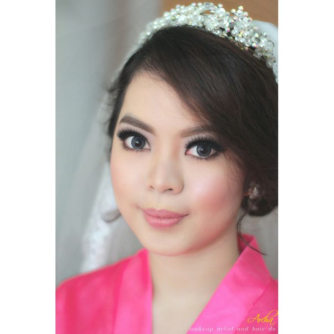 My Bridal Makeup by Archa makeup artist - 002