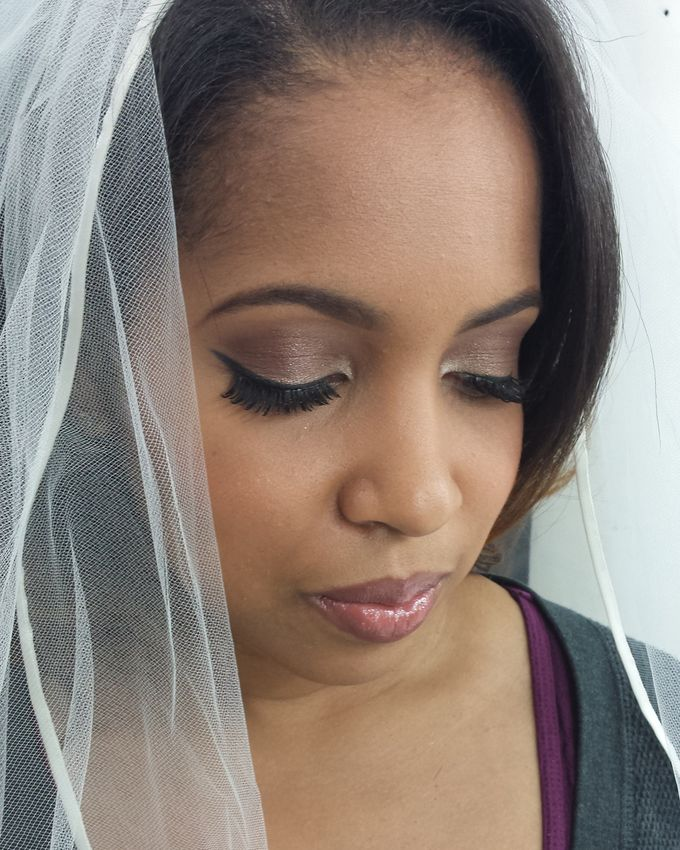 Bridal Image Features by Bridal Glamour DC - 006