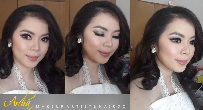 My Bridal Makeup by Archa makeup artist - 005