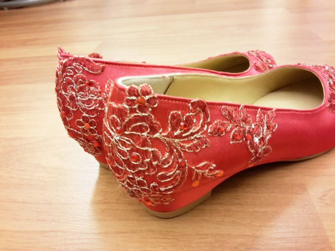 Shoes For Chinese Traditional Tea Ceremony by Moments Shoe - 001