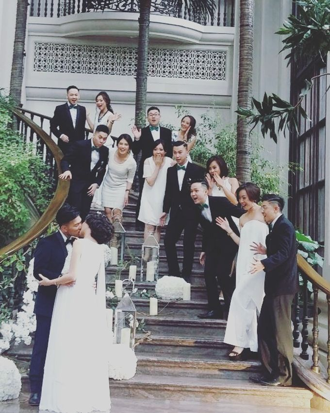 The Wedding Of Vincent & Elizabeth by FIVE Seasons WO - 001