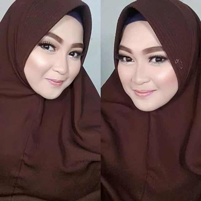 Wedding Make Up, Graduation, And Engagement by qaylamakeup - 011