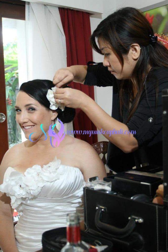 Nicole Wedding by Yenny Makeup Artist - 008