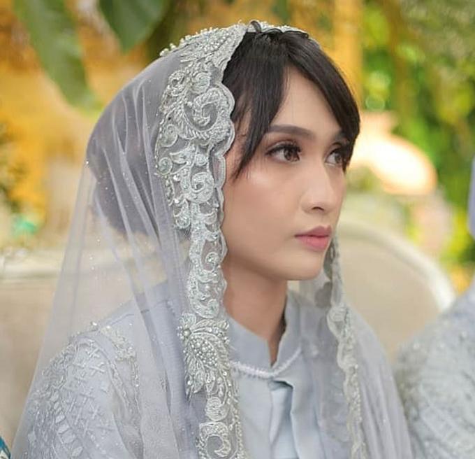 Pengajian & Akad Amalia Wedding by Make Up by Mutiara Fallahdani - 004