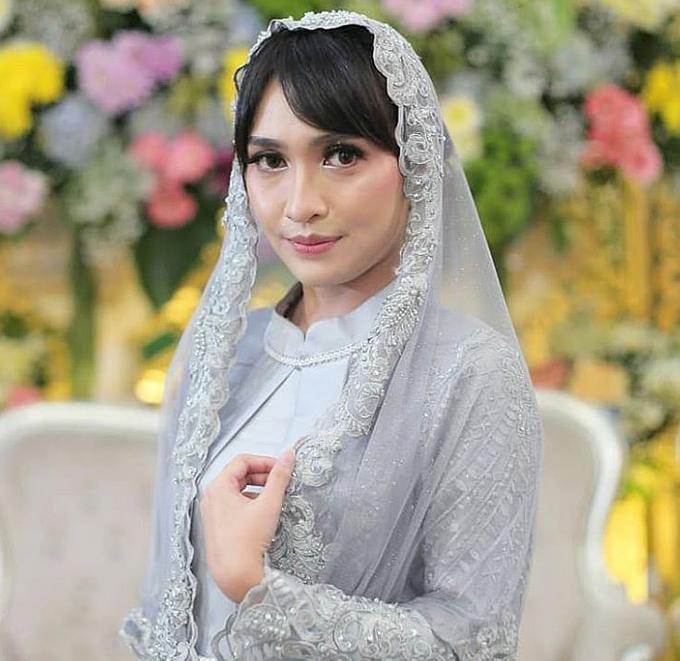 Pengajian & Akad Amalia Wedding by Make Up by Mutiara Fallahdani - 005
