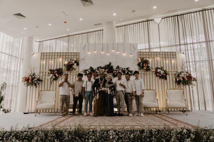 Lia and Ranggi Wedding Decoration by AKSA Creative - 001