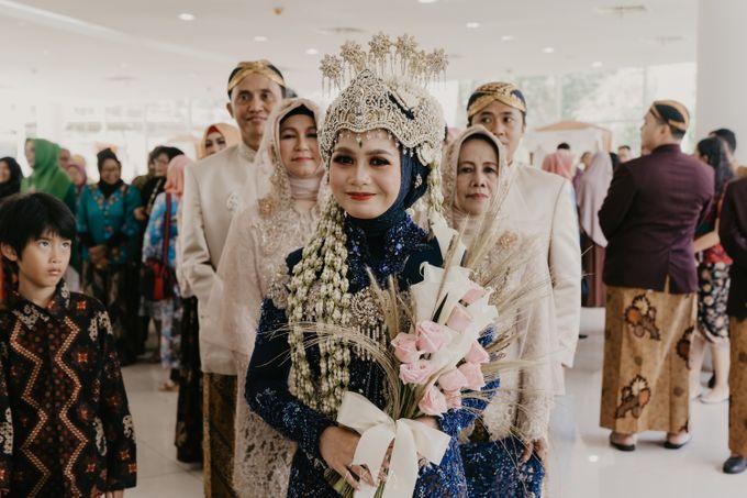 Lia and Ranggi Wedding Decoration by AKSA Creative - 011