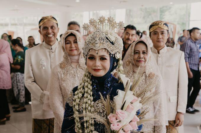Lia and Ranggi Wedding Decoration by AKSA Creative - 012
