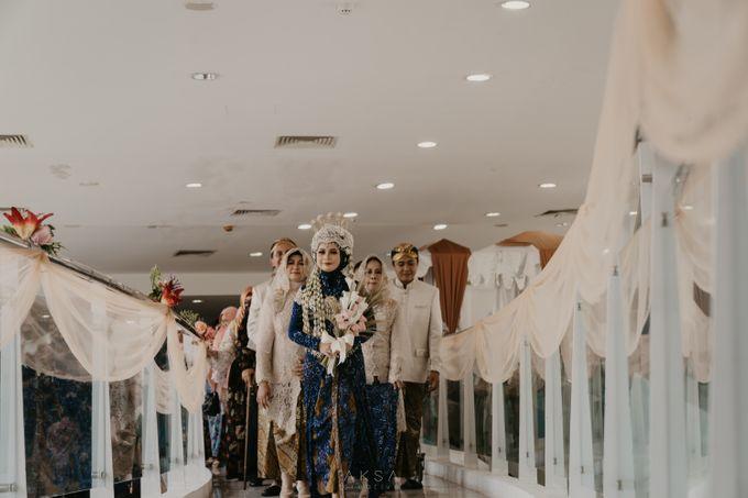 Lia and Ranggi Wedding Decoration by AKSA Creative - 013