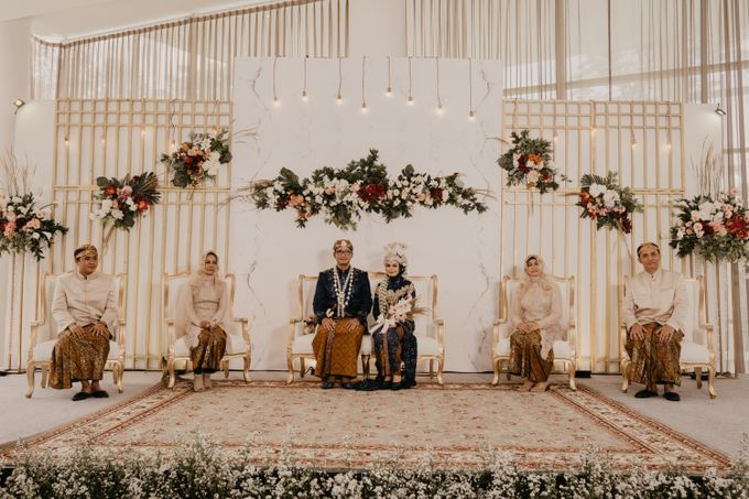 Lia and Ranggi Wedding Decoration by AKSA Creative - 015