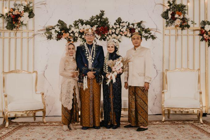 Lia and Ranggi Wedding Decoration by AKSA Creative - 016