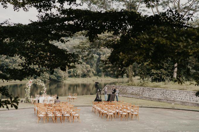 Lia and Ranggi Wedding Decoration by AKSA Creative - 003