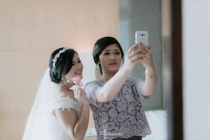 Wedding Christ & Inez by Lian Photoworks - 015