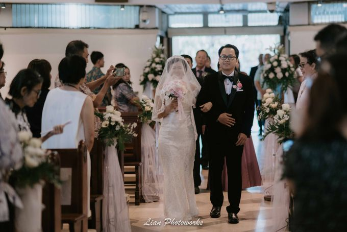 Wedding Christ & Inez by Lian Photoworks - 021