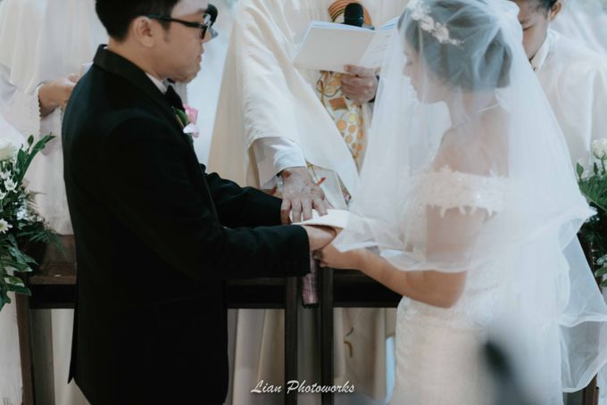 Wedding Christ & Inez by Lian Photoworks - 023