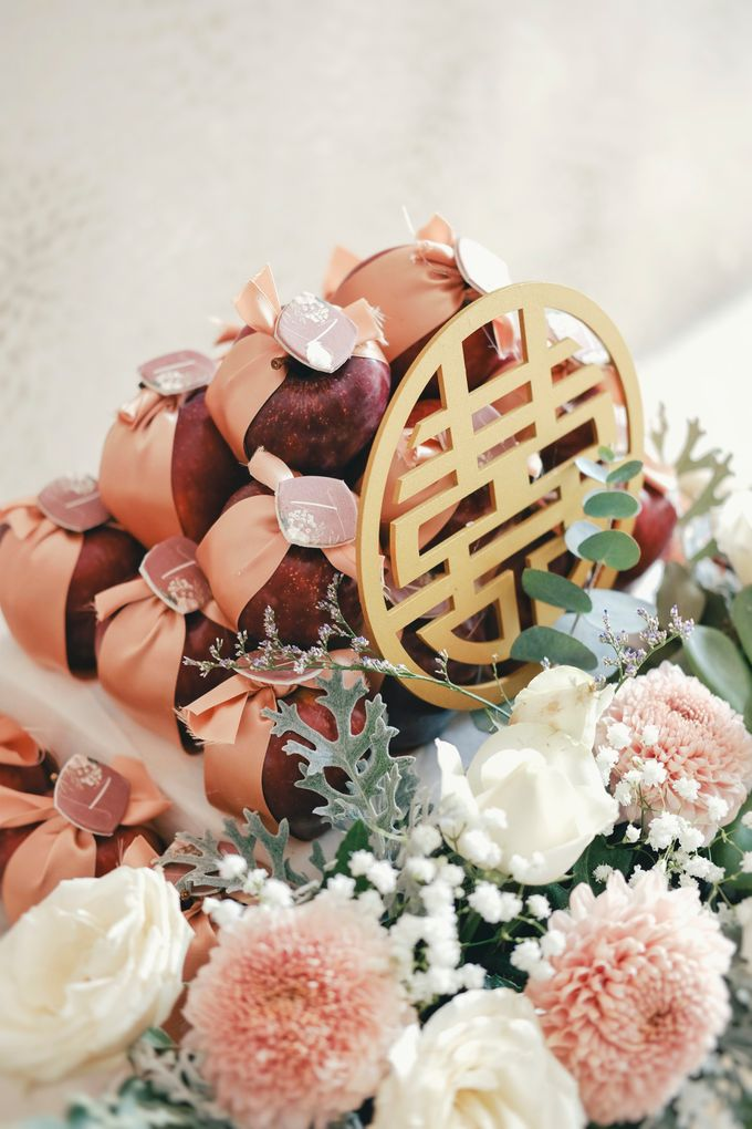 Engagement Party Of Tjipto & Devi by Jasmine Florist - 004