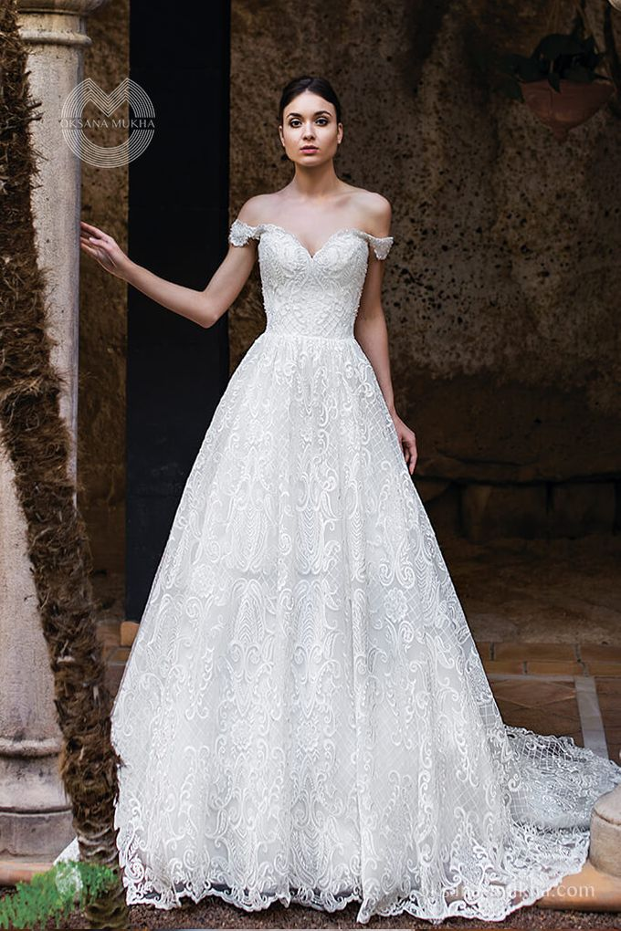 Weddiong Collection 2019 by OKSANA MUKHA - 006