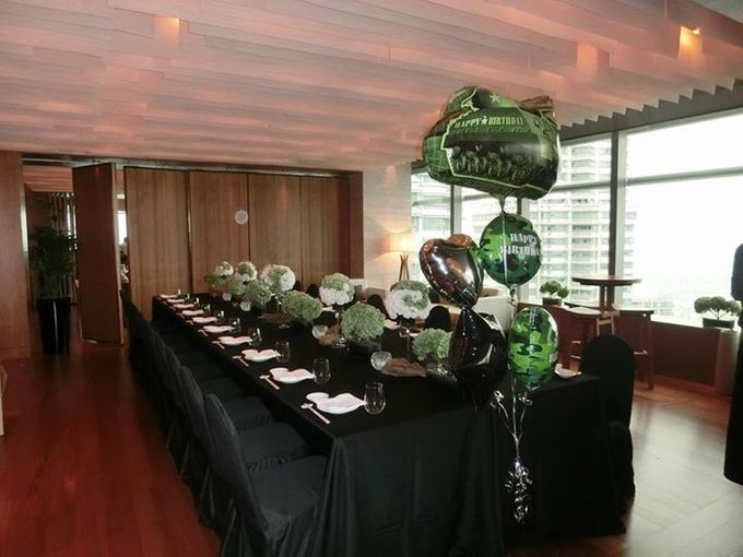 Events And Weddings by Bythian Florist - 013
