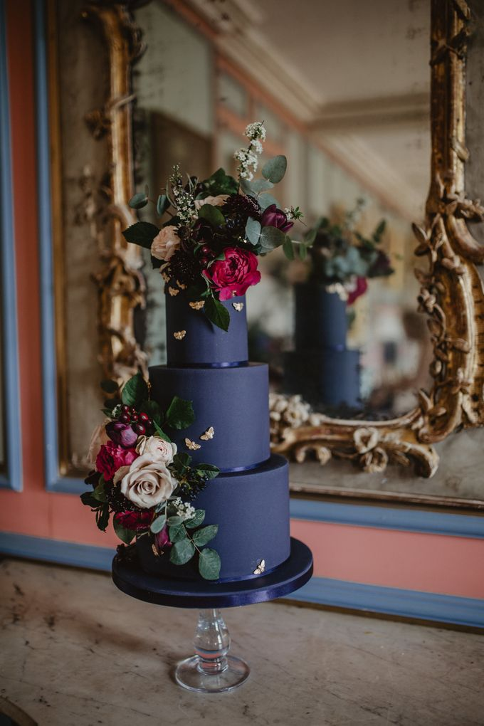 Black Opulence by Fancy Bowtique Bridal Couture - 003
