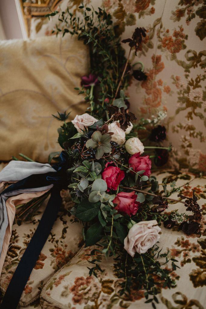 Black Opulence by Fancy Bowtique Bridal Couture - 004
