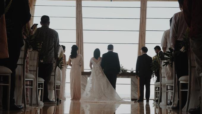 The Wedding of Evi & Benny by The Apurva Kempinski Bali - 003