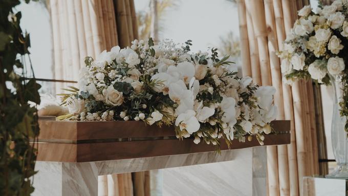 The Wedding of Evi & Benny by The Apurva Kempinski Bali - 004