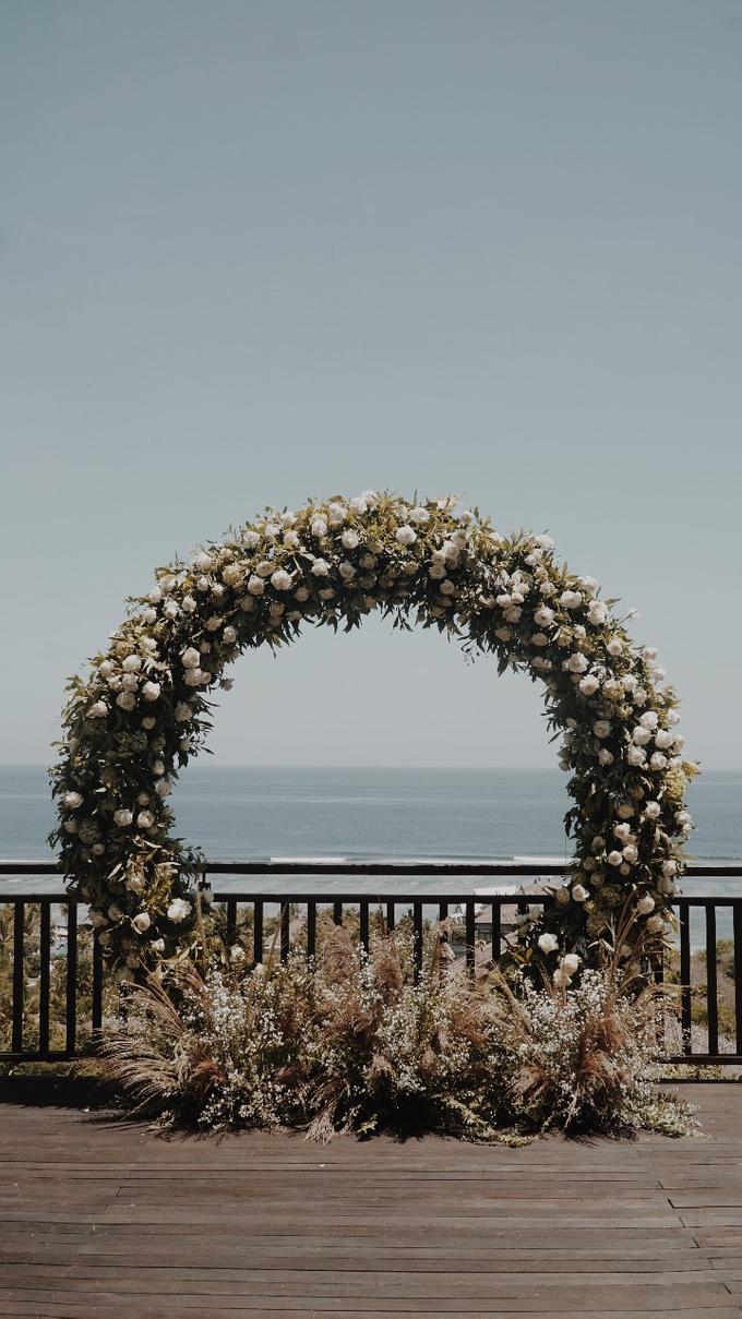 The Wedding of Evi & Benny by The Apurva Kempinski Bali - 006