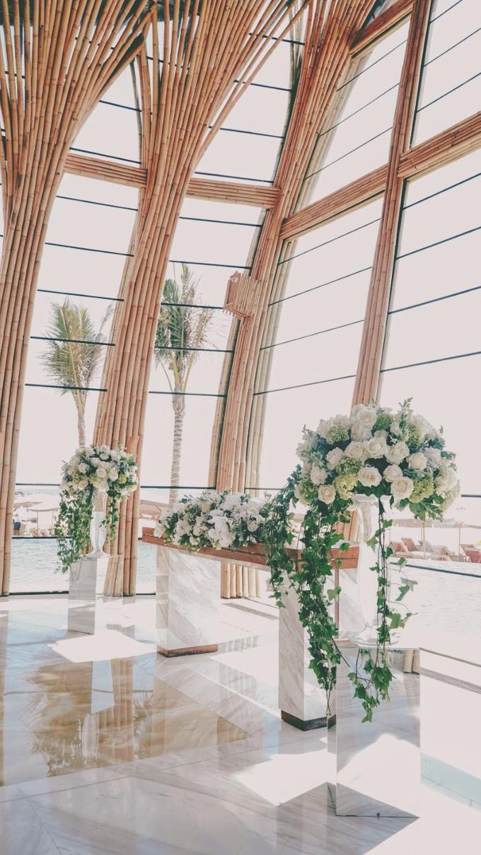 The Wedding of Evi & Benny by The Apurva Kempinski Bali - 007