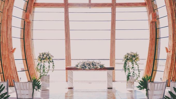The Wedding of Evi & Benny by The Apurva Kempinski Bali - 009