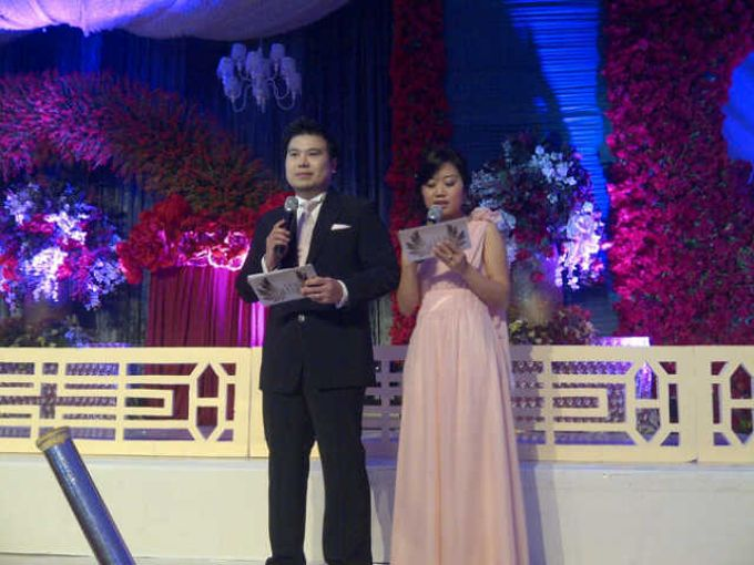 Wedding of Santo & Evelyn by JW Marriott Hotel Surabaya - 001