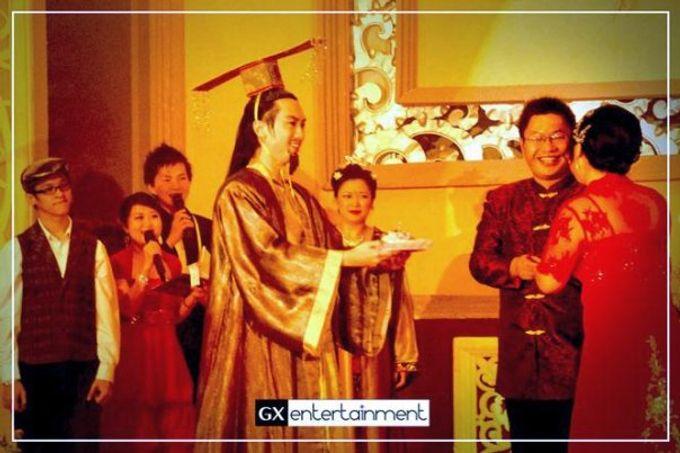 Engagement Reception by MC Mandarin Linda Lin - 001