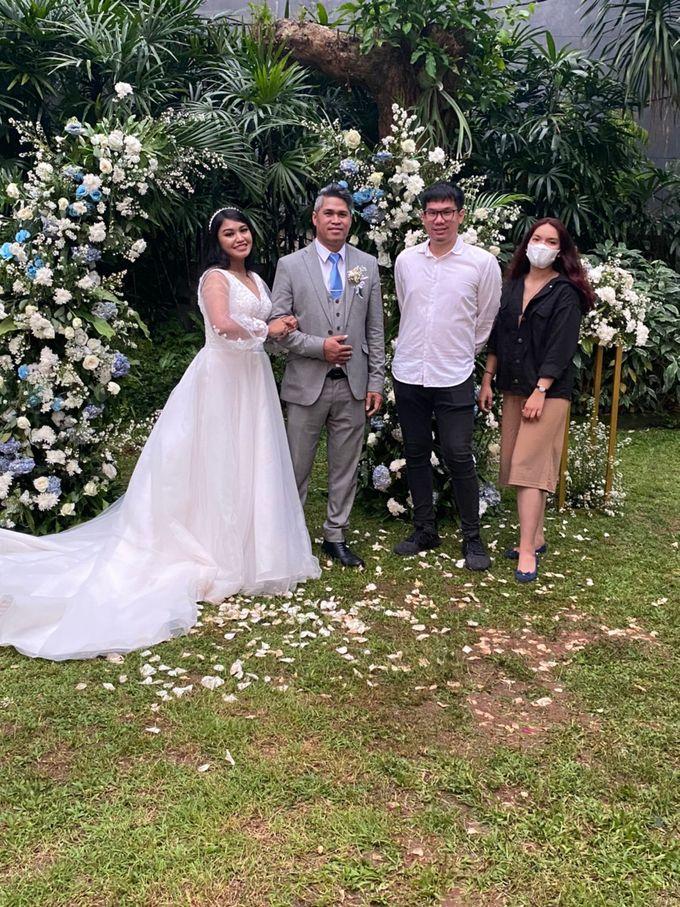 Wedding Garden Party Rafly&Ella by DJ Perpi - 007