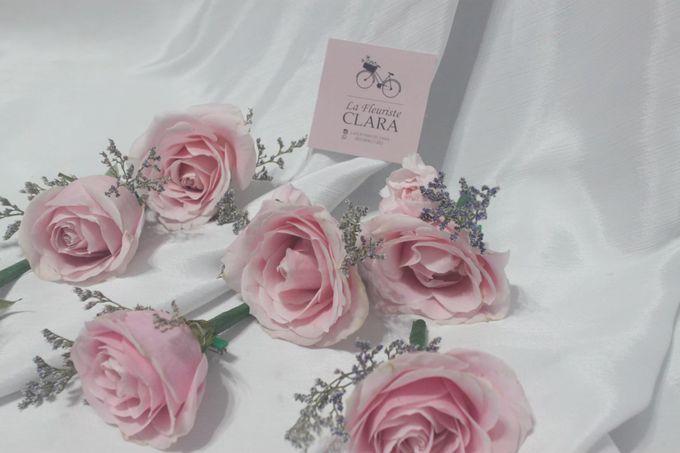 Rustic Wedding Bouquet by La Fleuriste Clara - 002