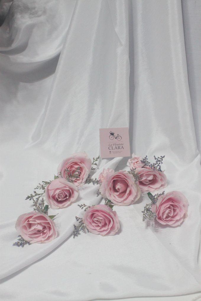 Rustic Wedding Bouquet by La Fleuriste Clara - 005