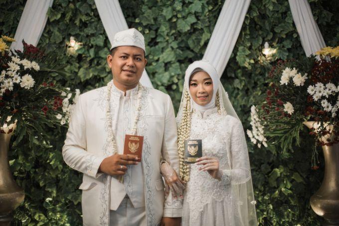 Akad Of Elly & Rizal by LAKSMI - Kebaya Muslimah & Islamic Bride - 016