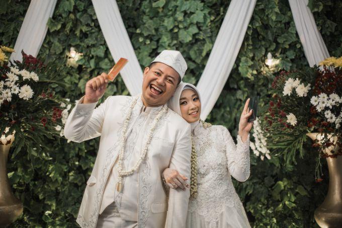 Akad Of Elly & Rizal by LAKSMI - Kebaya Muslimah & Islamic Bride - 021