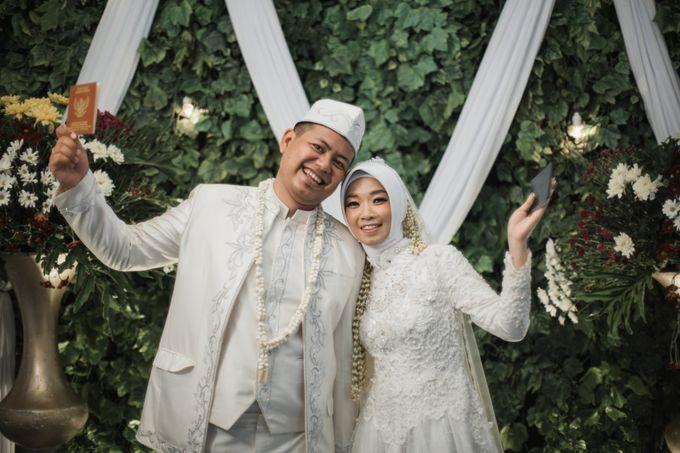 Akad Of Elly & Rizal by LAKSMI - Kebaya Muslimah & Islamic Bride - 024