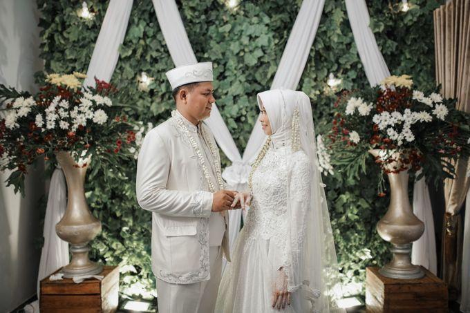 Akad Of Elly & Rizal by LAKSMI - Kebaya Muslimah & Islamic Bride - 020