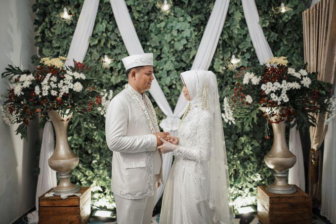 Akad Of Elly & Rizal by LAKSMI - Kebaya Muslimah & Islamic Bride - 022