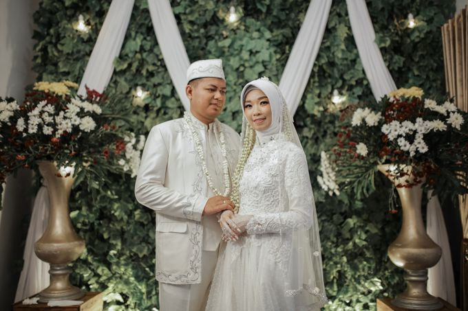 Akad Of Elly & Rizal by LAKSMI - Kebaya Muslimah & Islamic Bride - 019