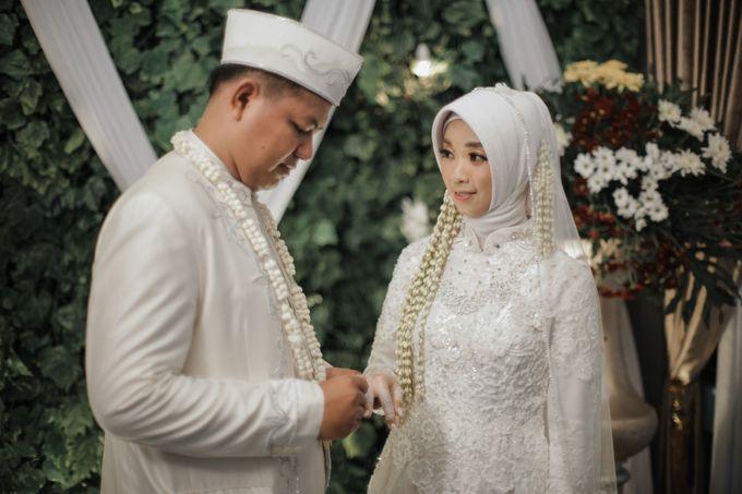 Akad Of Elly & Rizal by LAKSMI - Kebaya Muslimah & Islamic Bride - 018