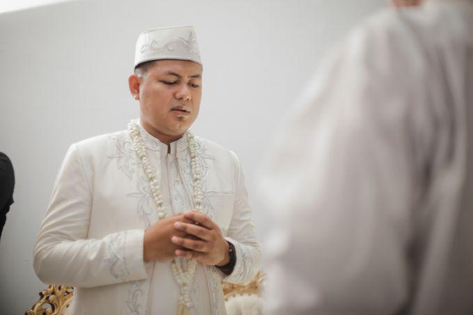 Akad Of Elly & Rizal by LAKSMI - Kebaya Muslimah & Islamic Bride - 004